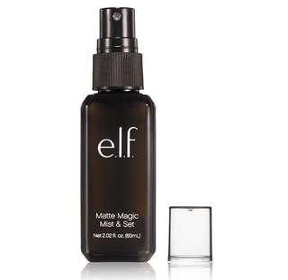 Elf Makeup Mist & Set Matte Magic