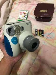 🚚 富士拍立得相機 mini7s 9成新
