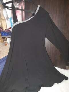 Mint venus cut blouse