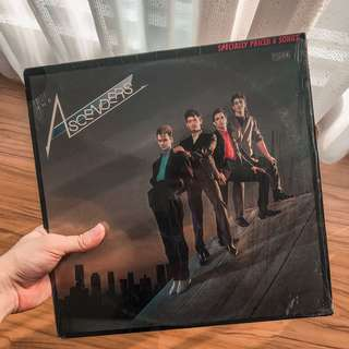 Vinyl Piringan Hitam The Ascenders