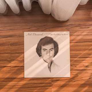 Vinyl Piringan Hitam Neil Diamond - You Don't Bring Me Flowers
