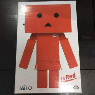 Danboard Taito Big Action Figure Red
