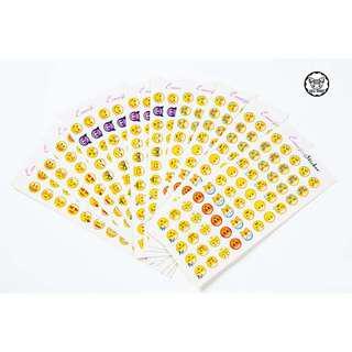 Emoji Sticker (12 sheets)