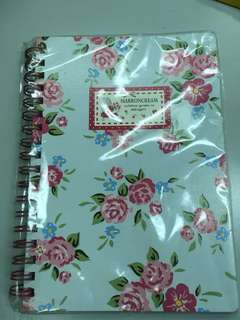 Sanrio 2010 Marron Cream Notebook