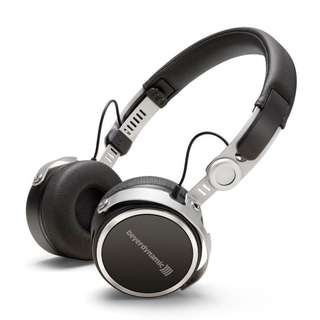 99% New Black Beyerdynamic Aventho Wireless Bluetooth On-ear Headphones
