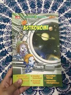 Komik sains Kuark Astronomi