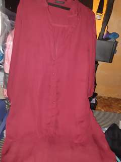 Karimadon long shirt dress