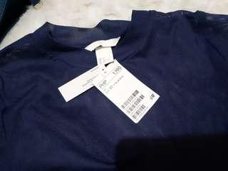 H&M Fishnet Dress