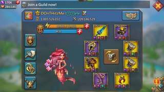 🚚 lords mobile 1B account