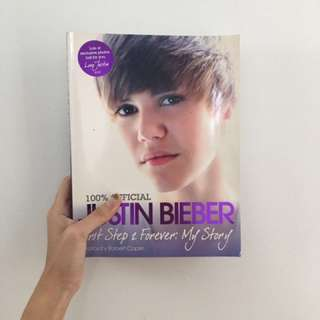 🚚 Justin Bieber First Step 2 Forever: My Story