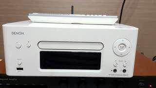 Denon RCD-N7,cd receiver amplifier.