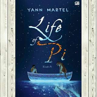 e-book- Life of Pi