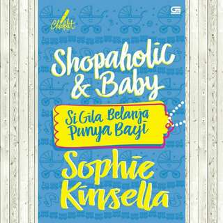 ebook - Shopaholic and Baby
