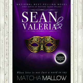 ebook - Sean and Valeria