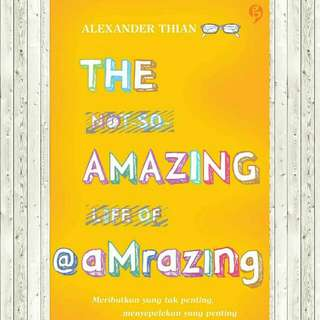e-book - The not so Amazing Life of @amrazing