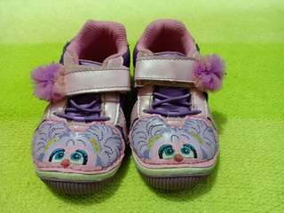 Sesame Street shoes abby