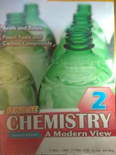 HKDSE Chemistry-A Modern View Book 2