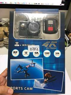 全新ProSports 4K高清運動攝像機SJ9000