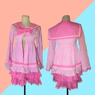 LOL Hatsune Miku Cosplay Costume