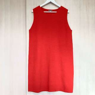 COS knit dress