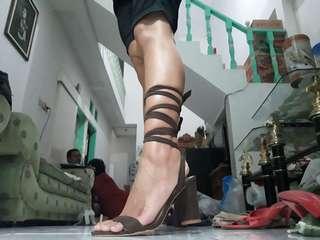 Zalora lace up sandal