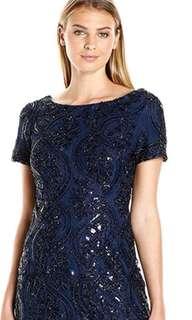 New Sandra Darren evening dress