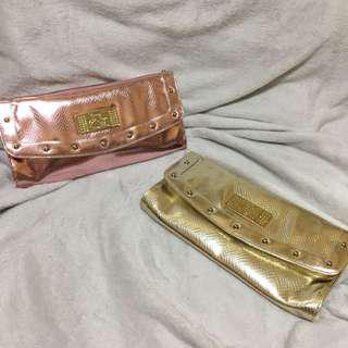 Pinky & Dianne clutch bag