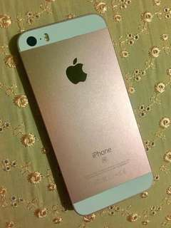 Iphone SE Rosegold 64GB