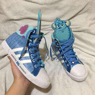 Monster Inc. Adidas shoes