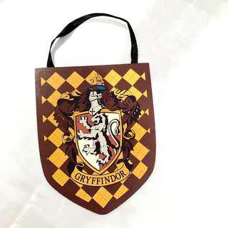 Primark's Harry Potter Gryffindor Crest Sign