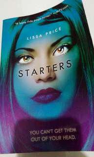 Starters by lisa price