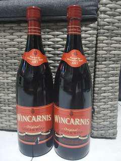 Wincarnis ginger wine