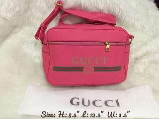 Gucci Sling bag/ travel bag