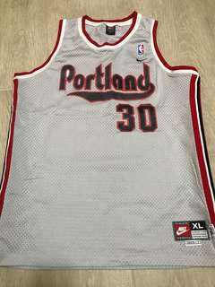 Rasheed Wallace NBA jersey Portland Nike XL