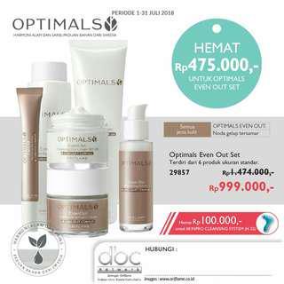 skincare OptimaL set