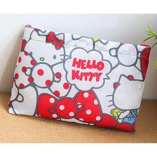 🚚 [2 Designs] Hello Kitty Foldable Shopping Bag | Tote Bag | Gift