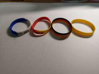 Assorted Wristbands