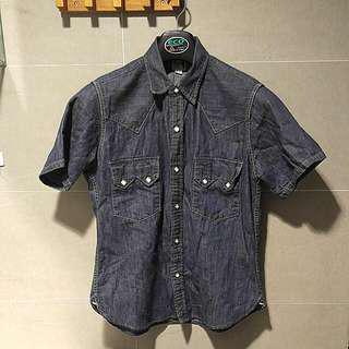 Joe Mccoy Denim Vintage Shirt 日本牛仔衣衫