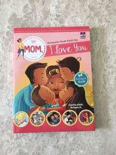 Buku Mom, I love you