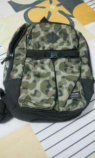 Nego Tas Ransel Rip Curl Camo Second Original