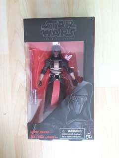 Star Wars The Black Series 6 Inch Darth Revan Brand New and Sealed