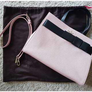 Kate Spade Poplar Street Shelley (Light Pink & Black)