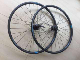 27.5 wheelset