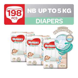 NEW HUGGIES PLATINUM DIAPERS/PANTS CARTON SALE INCLUDING FREE DELIVERY 📦 LOCAL 🇸🇬 AUTHENTIC STOCKS  {SIZE NB/S/M/L/XL/XXL}