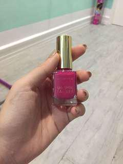 Max Factor X Gel Lacquer Pink