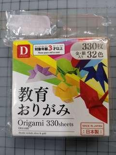 摺紙-330張