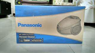 Panasonic MC-3920 吸塵器 (萊姆綠)