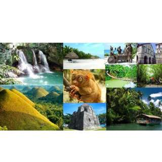 Enjoy Bohol 3D2N Accommodation and Tour Package Only at Low Price!
