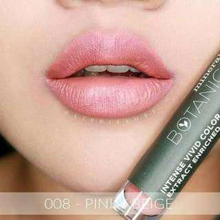 mineral botanica lip cream soft matte 008