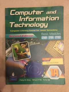 Computer and Information Technology 1A